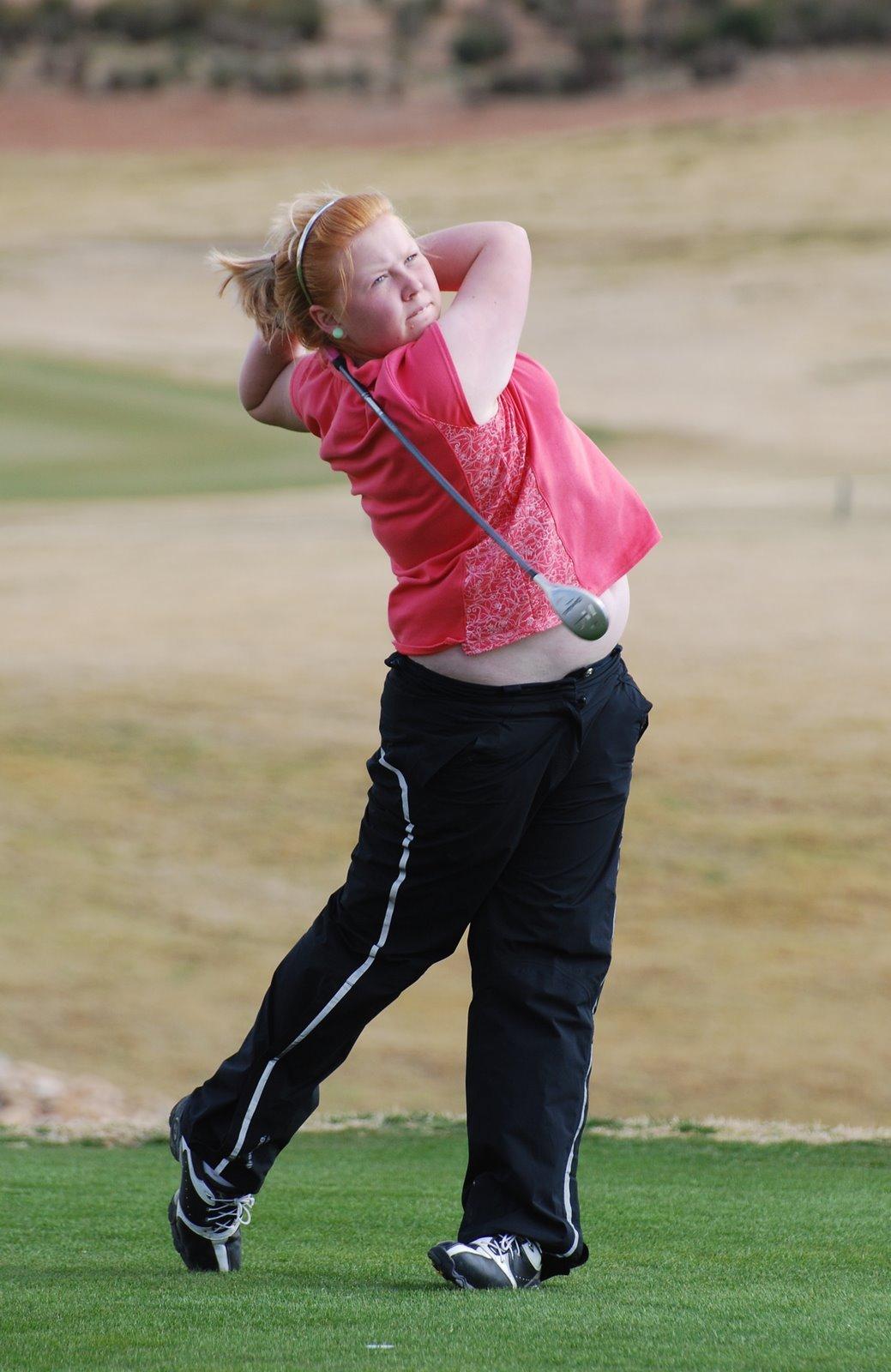Belinda kerr golf